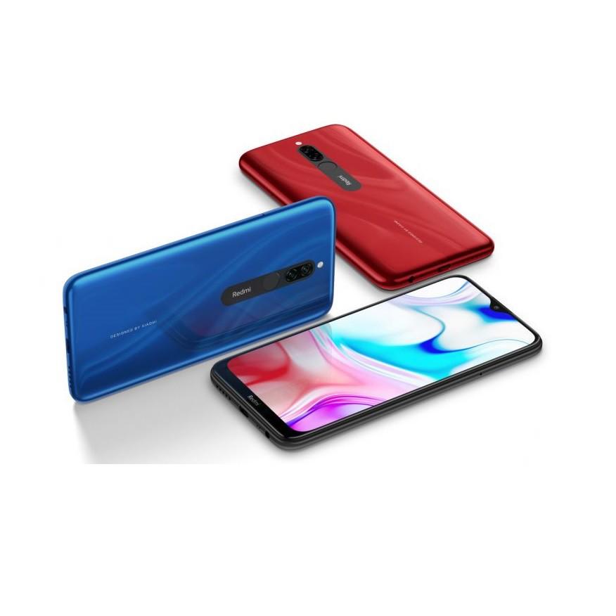 Điện thoại Xiaomi Redmi 8 Ram 4GB 64GB - Hàng nhập khẩu