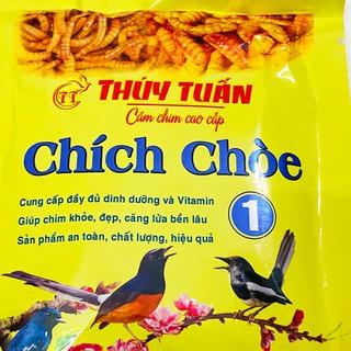 Cám chim chich chòe Thúy Tuấn số 1 cao cấp 100gram - Cám chòe Thúy Tuấn cao cấp giá rẻ 2