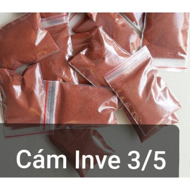 50gram Cám Inve Thái 3/5 cho cá 7 màu, guppy, betta, tôm tép cảnh - Thức ăn phù hợp cho rất nhiều loại cá, tôm tép