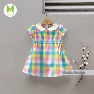 Váy Mirako xuất Sing