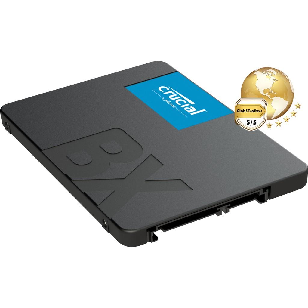 SSD Crucial BX500 3D NAND SATA III 2.5 inch 120GB CT120BX500SSD1