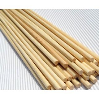 [500g] Que gỗ tròn 70cm