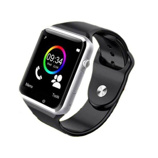 Đồng hồ thông minh điện thoại A1 Plus phiên bản mới- lắp sim nghe gọi 2019