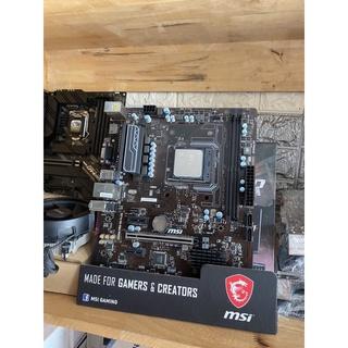 Combo Main A320 + CPU Ryzen 5-1400 thumbnail