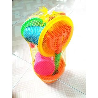 Bộ đồ chơi đi biển cho bé 8 món