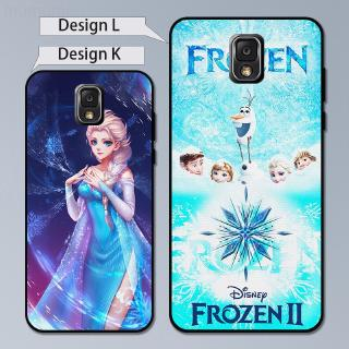 Samsung Note 3 4 5 8 9 10 J6 J4 J8 Plus J1 Ace 2016 A8S A20e Frozen 6 Silicon Case Cover