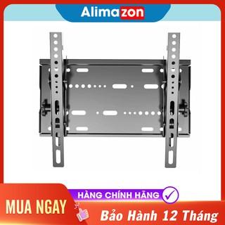 Khung treo tivi kích thước 19 inch đến 43 inch theo tiêu chuẩn Vesa, làm từ thép không gỉ, mạ kẽm siêu bền và chắc.