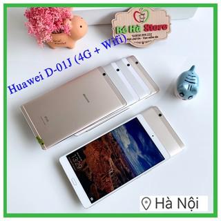 Máy tính bảng Huawei Dtab D-01J 16Gb (Wifi+4G) [Màn hình 8.4 inch 2K, ram 3G,Vân tay, LTE, Loa Harman Kardon]