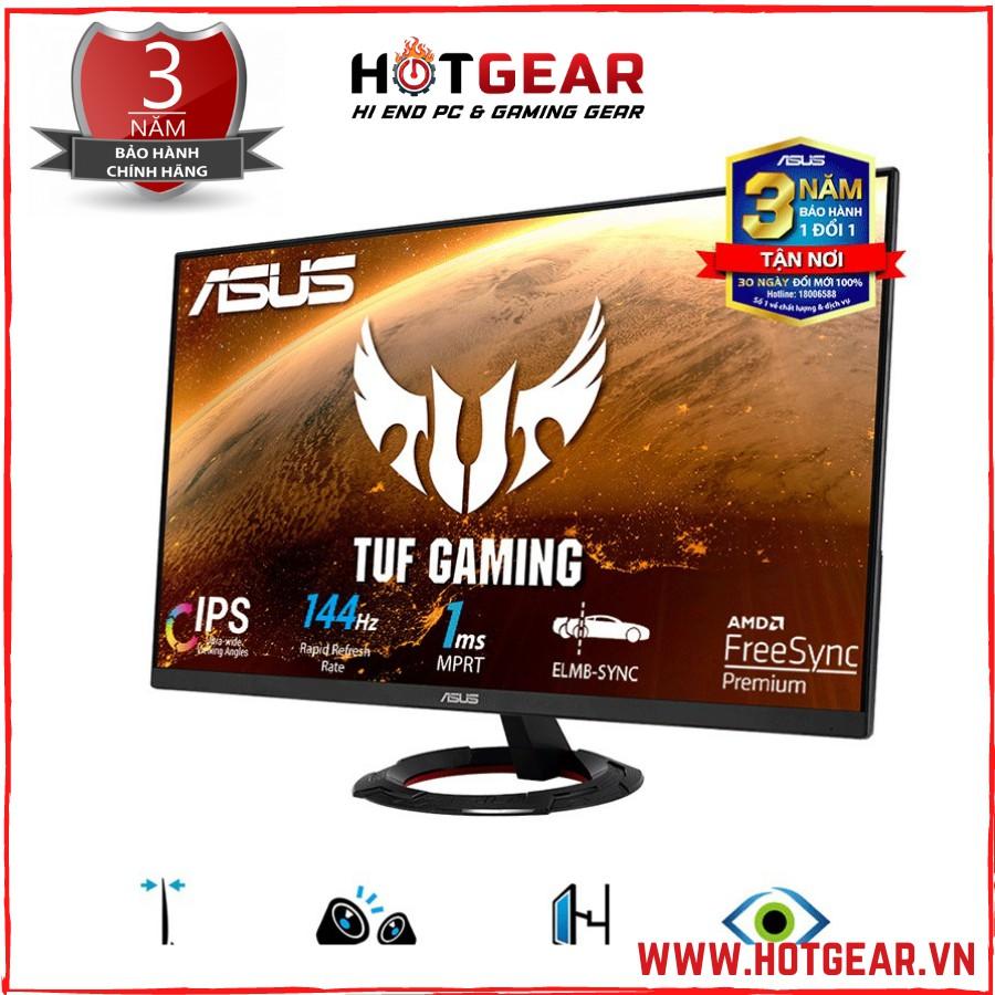 Màn hình ASUS TUF Gaming VG279Q1R Monitor  27″, FHD, IPS, 144Hz, 1ms MPRT, FreeSync Premium mới chính hãng