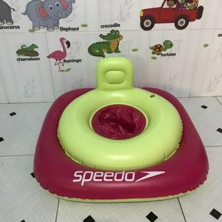 Phao ngồi cho bé Speedy, auth, còn hộp. rất chắn chắn và an toàn cho bé dưới 11kg.