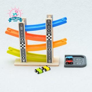 Xe trượt 4 tầng BẢN ĐẸP cho bé| Đồ chơi an toàn