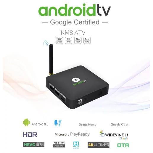 Android box Mecool KM8 | Chíp S905x | Ram 2gb | Rom 16gb | Android tv 8.0 | như mibox 4k - 3025453 , 1337845958 , 322_1337845958 , 1650000 , Android-box-Mecool-KM8-Chip-S905x-Ram-2gb-Rom-16gb-Android-tv-8.0-nhu-mibox-4k-322_1337845958 , shopee.vn , Android box Mecool KM8 | Chíp S905x | Ram 2gb | Rom 16gb | Android tv 8.0 | như mibox 4k