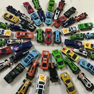 Set 50 xe ô tô mô hình bằng sắt cho bé