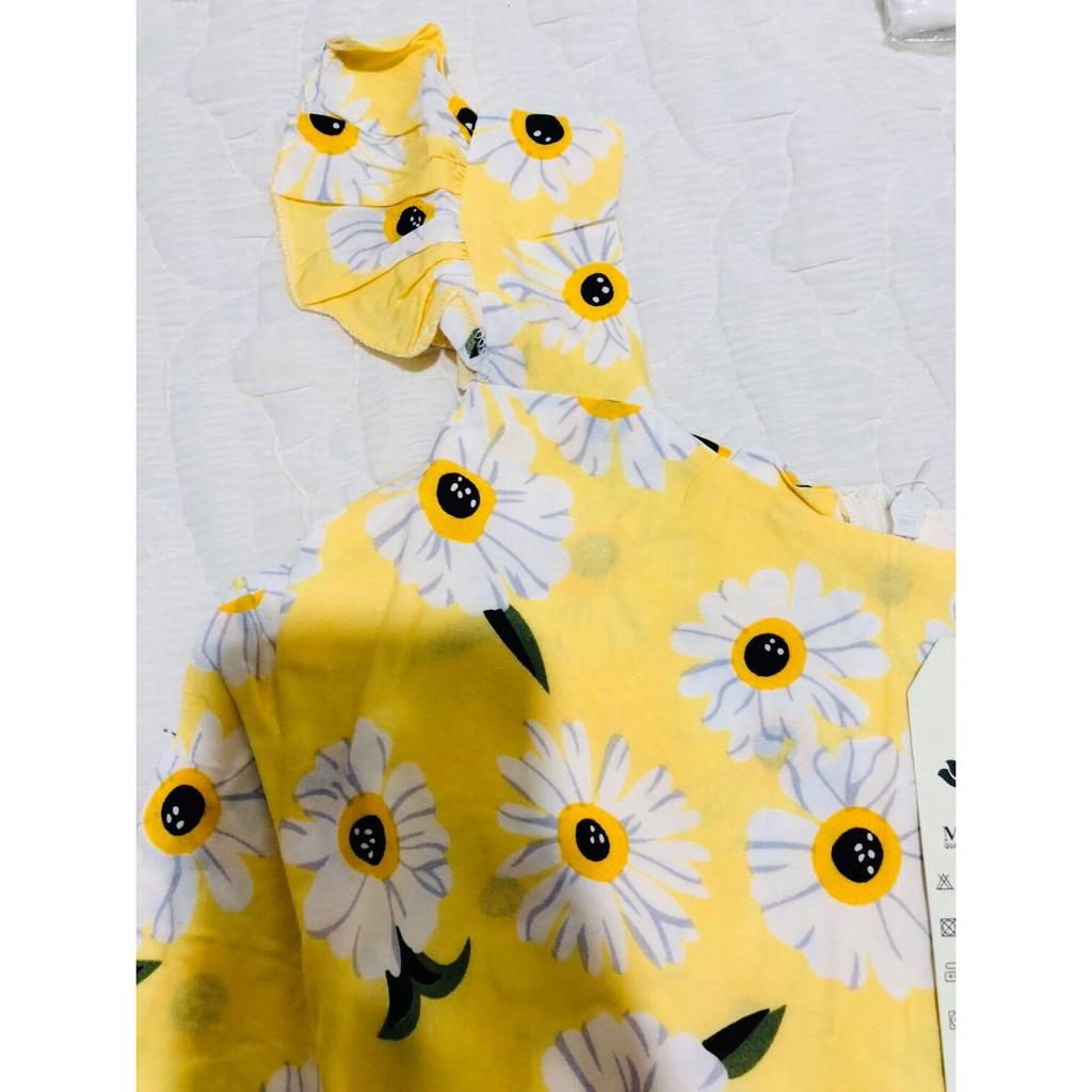 Váy lanh bé gái size đại 20-35kg hàng chuẩn nhà may Mai Linh