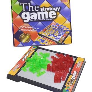 Trò chơi Blokus – Lấn chiếm lãnh thổ – 2 người chơi