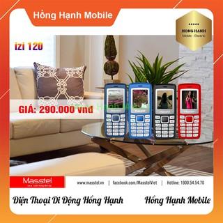 Hình ảnh Điện Thoại Masstel iZi 120 - Hàng Chính Hãng - Hồng Hạnh Mobile-8