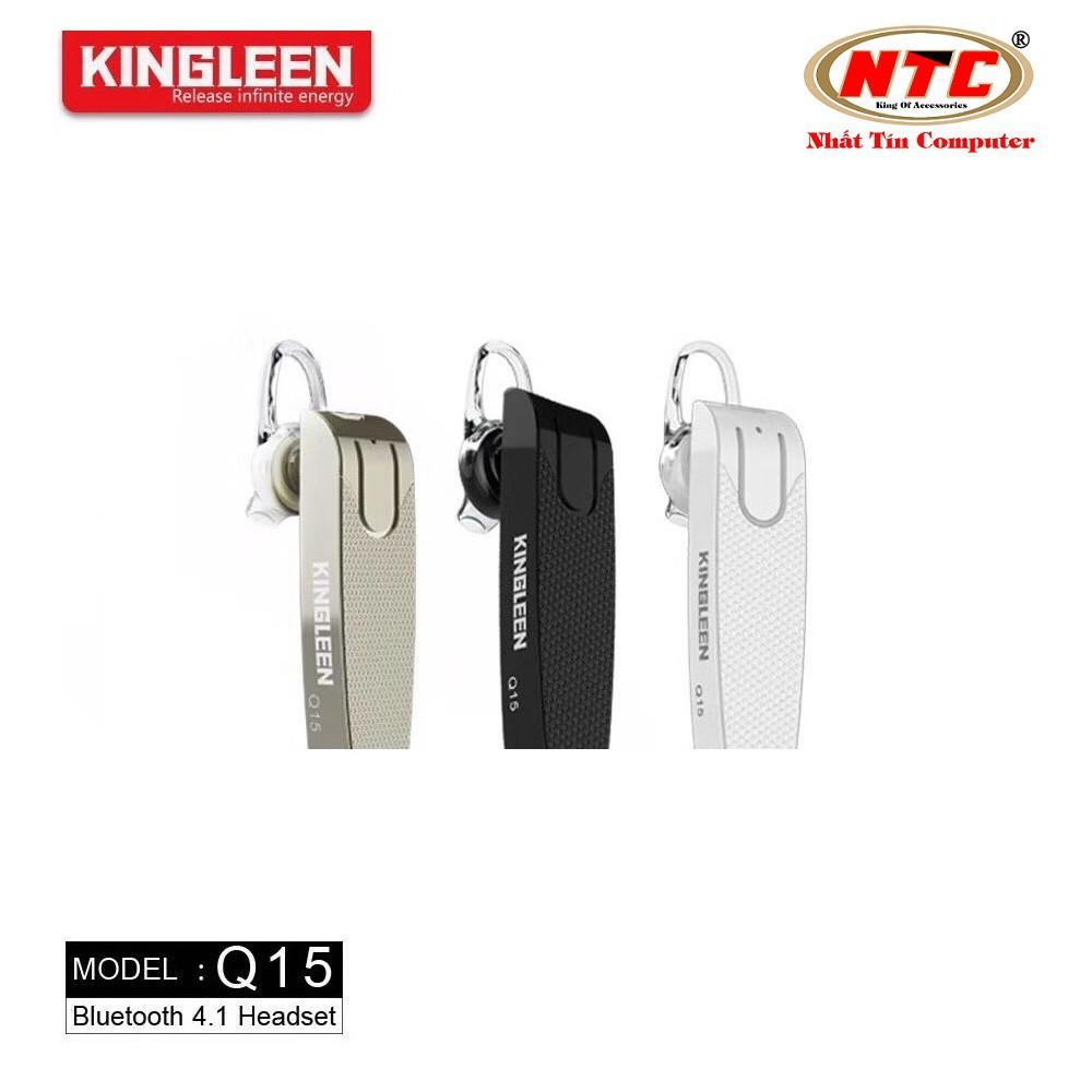 Tai nghe bluetooth Kingleen Q15 V4.1 - kết nối 2 điện thoại