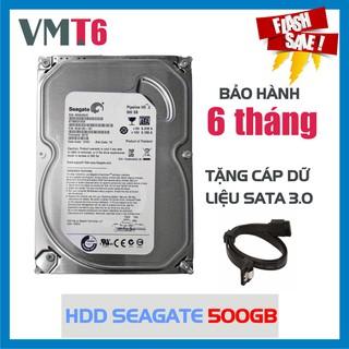 Ổ cứng HDD Seagate Barracuda 500GB bảo hành 06 tháng !