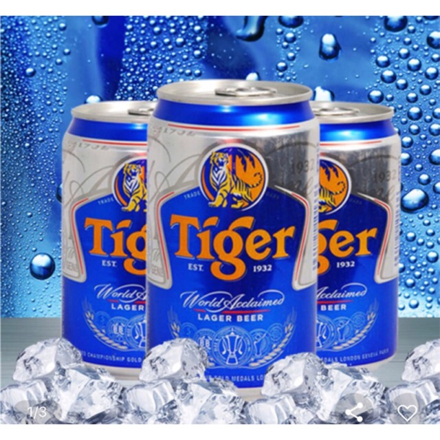 Bia tiger - 3413511 , 1270827574 , 322_1270827574 , 335000 , Bia-tiger-322_1270827574 , shopee.vn , Bia tiger