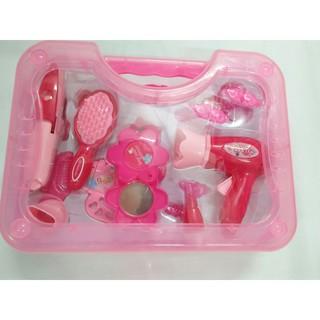 Hộp đồ chơi tran điểm dành cho bé gái