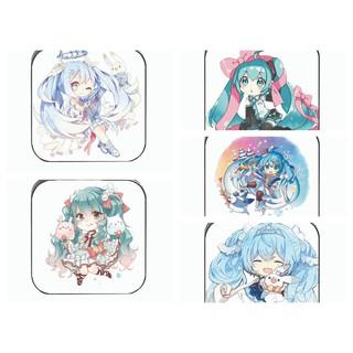 Máy nghe nhạc Snow Hatsune Miku mini tặng tai nghe mp3 thumbnail