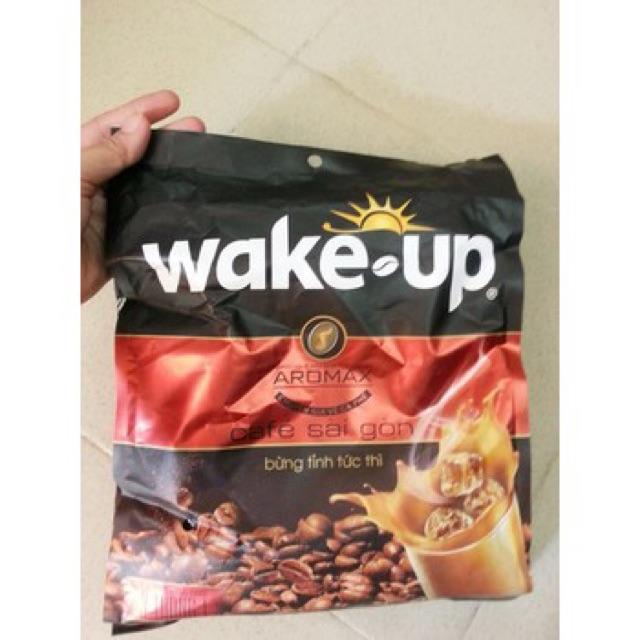 Cà phê wake up sài gòn (mẫu mới)