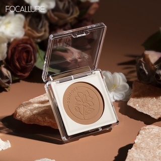 Focallure Full Coverage Creamy Smooth Texture JasmineMeetsRose Contour 1pc 3.7g 7