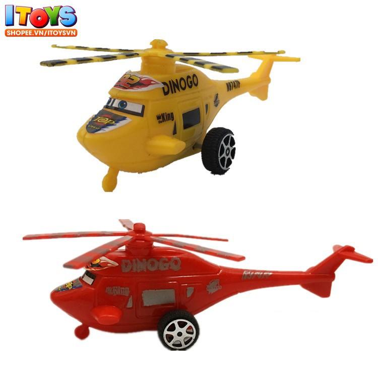 Mô hình trực thăng 11.5cm đồ chơi cho trẻ em ITOYS