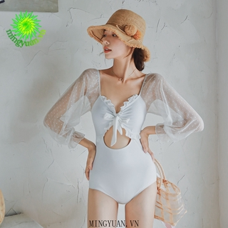 Sexy One Piece Fashionable Swimwear 2020 For Women thumbnail