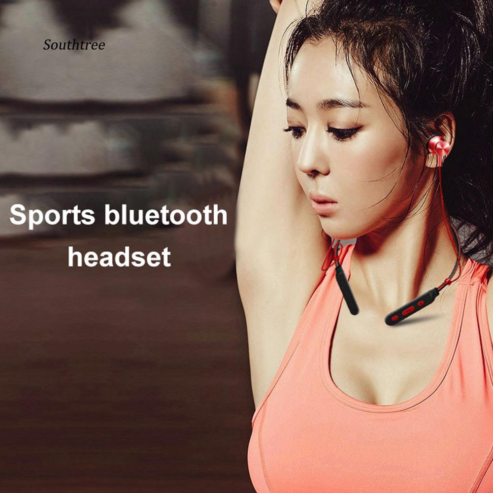 Tai nghe LYY_M8 Bluetooth 4.1 không dây dùng đeo cổ thiết kế thể thao