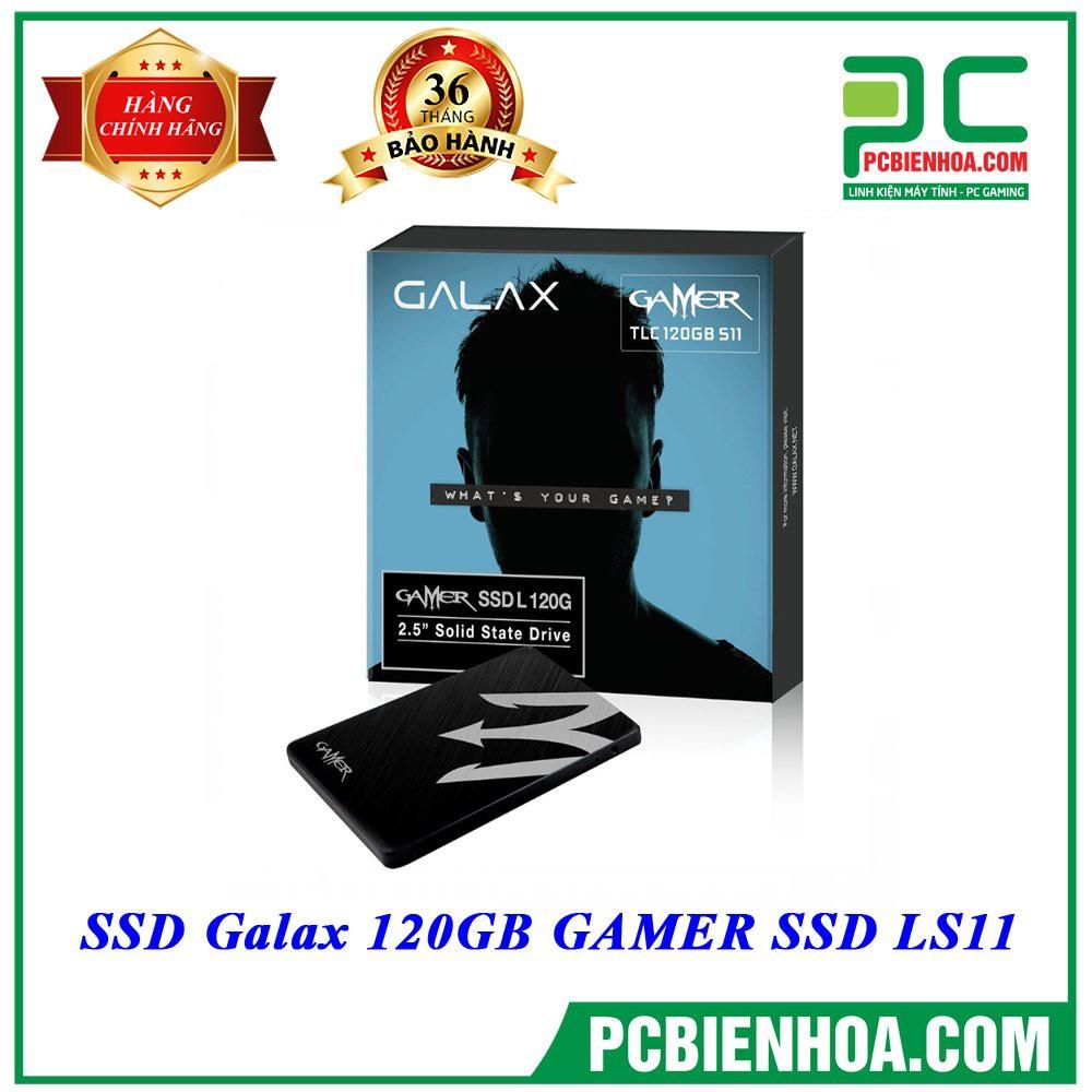 """( Rẻ nhất shopee ) Ổ cứng SSD Galax 120G Gamer L S11 2.5"""" sata3 chính hãng - 13761668 , 1869155780 , 322_1869155780 , 490000 , -Re-nhat-shopee-O-cung-SSD-Galax-120G-Gamer-L-S11-2.5-sata3-chinh-hang-322_1869155780 , shopee.vn , ( Rẻ nhất shopee ) Ổ cứng SSD Galax 120G Gamer L S11 2.5"""" sata3 chính hãng"""