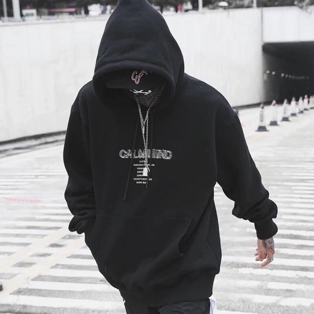 Áo hoodie chữ X