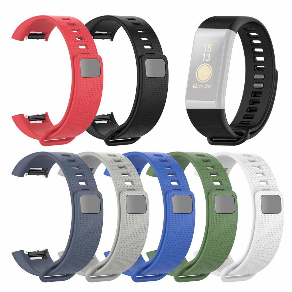 Dây đeo Silicon thay thế cho đồng hồ Xiaomi Huami Amazfit