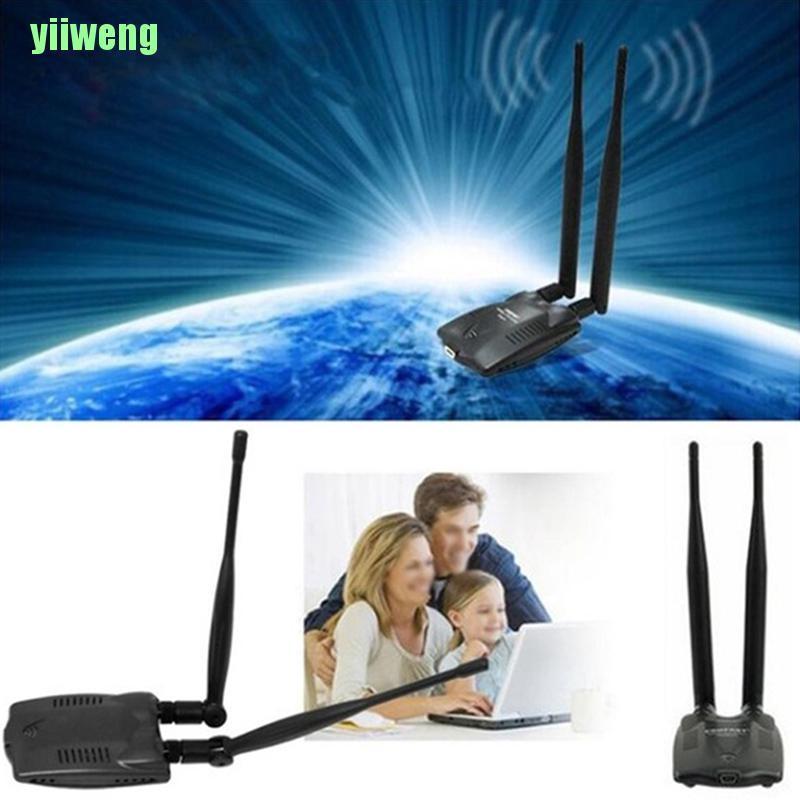 Thiết Bị Giải Mã Tín Hiệu Wifi Kèm Dây Cáp Usb