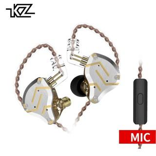 Tai nghe KZ ZS10 PRO - 10 Driver với housing nhỏ gọn, chất âm tuyệt vời có Micro thumbnail