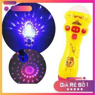 [Khuyễn Mãi Khủng] Đồ chơi micro có đèn cho bé–Đồ Chơi Cho Bé 7412 [Hàng Cao Cấp]