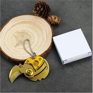 Móc chìa khóa đa năng cho dân phượt, móc treo chìa khóa kèm dụng cụ cắt thái tiện ích thumbnail
