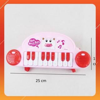 [KAS] Đàn Piano Hallo Baby cho bé yêu thích học đàn LCC-9 Giảm giá