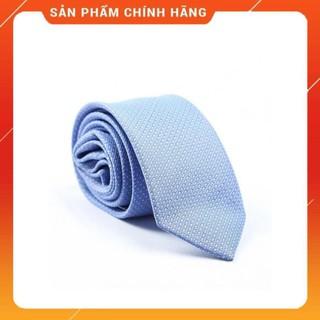 ( Chào đông ) Cravat Owen màu xanh hoạ tiết 6cm CAV91137> ☭ '