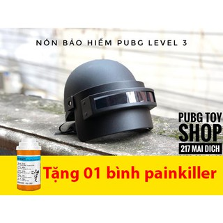 [MUA 1 TẶNG 1][Mũ Level 3 PUBG