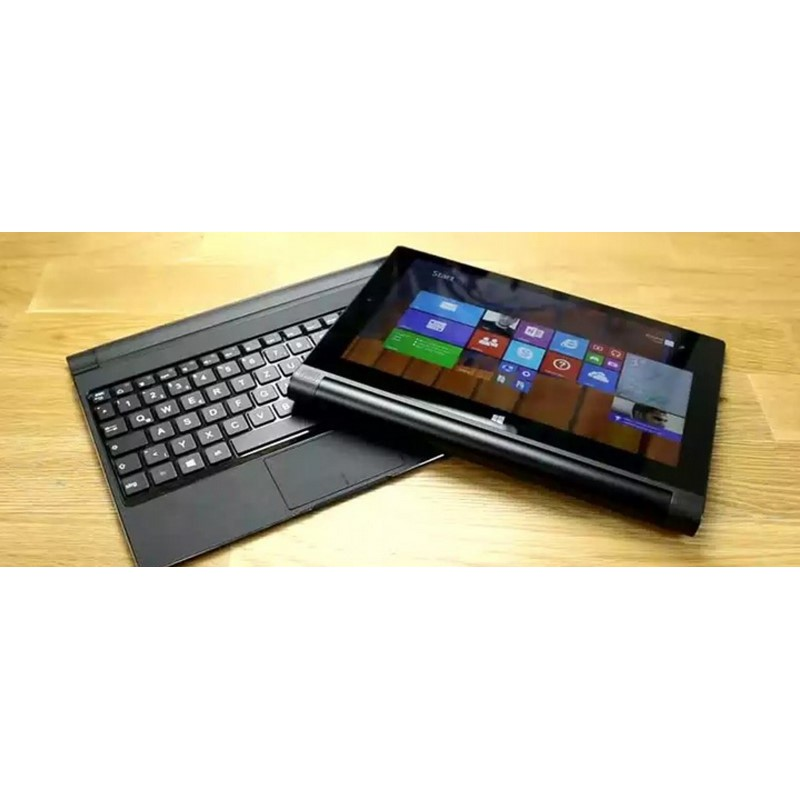 [Mã ELLAPDESK giảm 5% đơn 3TR] Laptop 2 trong 1 Lenovo Yoga Tablet 2-1051F màn hình cảm ứng 10 inch- Tặng dock bàn phím