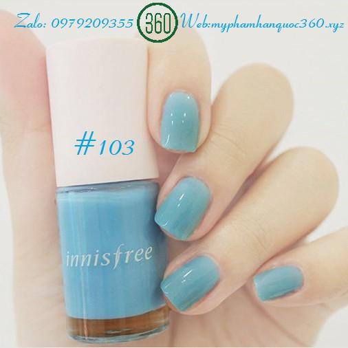 Sơn Móng Tay – Innisfree Real Color Nail -Màu số 103 - 3067559 , 738529395 , 322_738529395 , 65000 , Son-Mong-Tay-Innisfree-Real-Color-Nail-Mau-so-103-322_738529395 , shopee.vn , Sơn Móng Tay – Innisfree Real Color Nail -Màu số 103