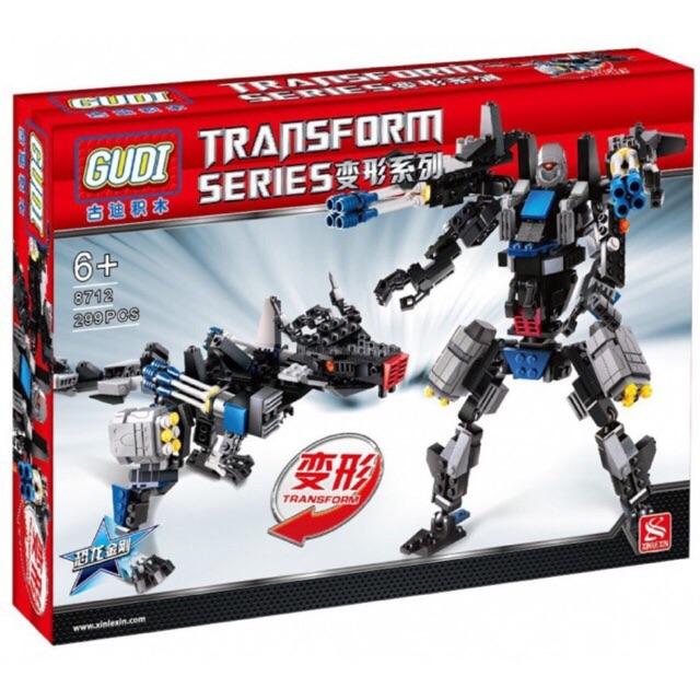 Lego transform 8712