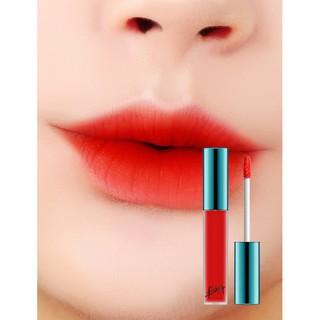 Son Kem Lì Bbia Last Velvet Lip Tint - 02 Extra Bounce 5g (Màu Đỏ Cam)