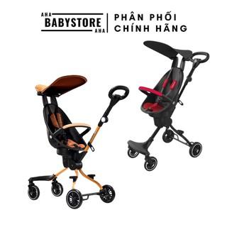 Xe đẩy gấp gọn 2 chiều cho bé Baohaohao V5 - Hàng chính hãng - Bảo hành 1 năm thumbnail