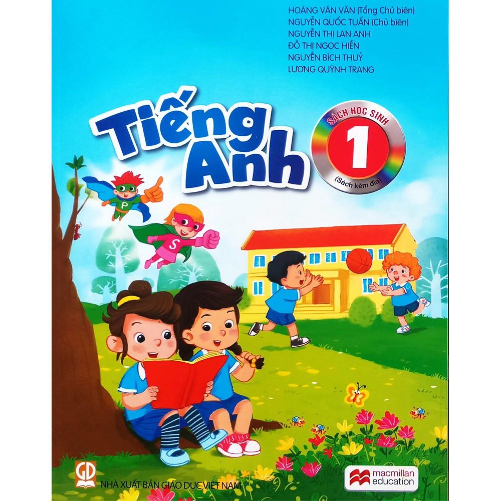 Bộ sách - Tiếng Anh lớp 1 (không kèm đĩa CD) | Shopee Việt Nam