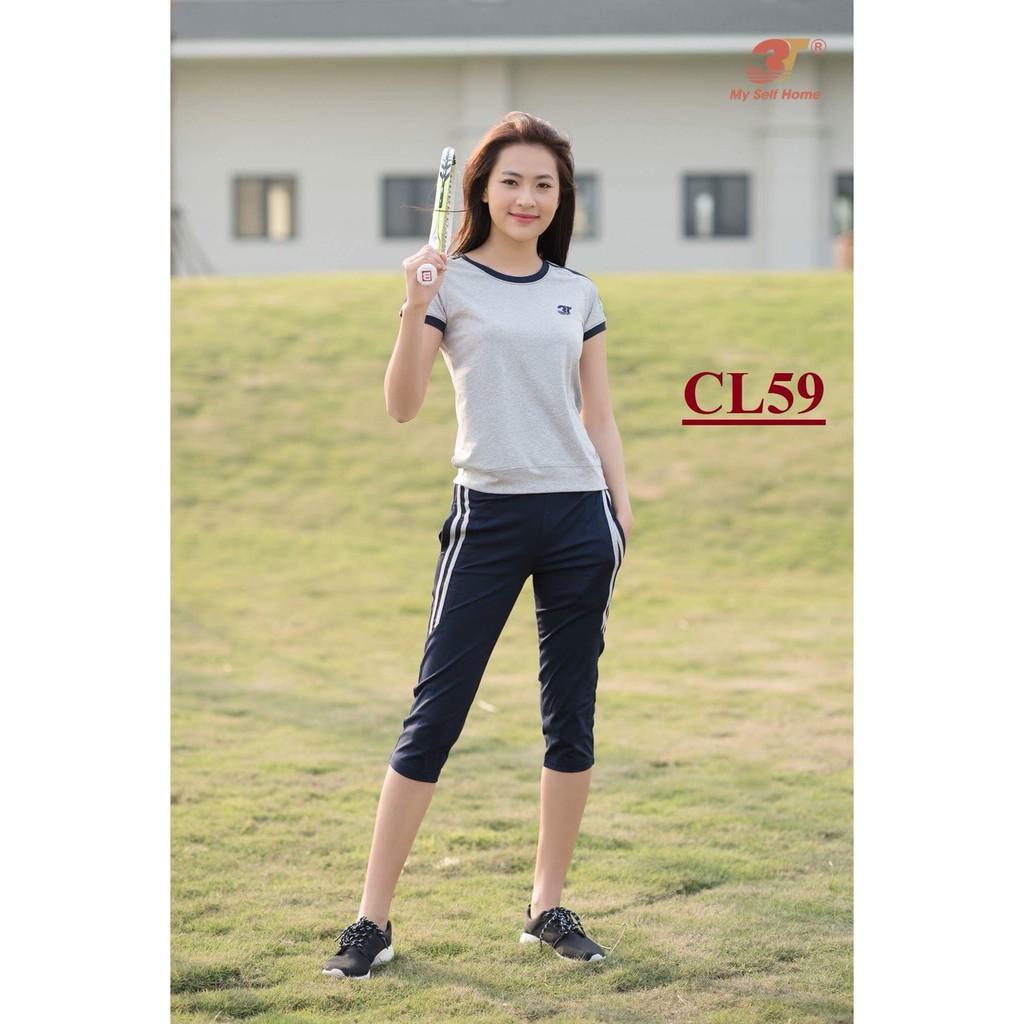 Đồ bộ mặc nhà 3T My Self Home - Bộ thể thao cotton áo cộc quần lửng CL59 - 2974878 , 955222028 , 322_955222028 , 355000 , Do-bo-mac-nha-3T-My-Self-Home-Bo-the-thao-cotton-ao-coc-quan-lung-CL59-322_955222028 , shopee.vn , Đồ bộ mặc nhà 3T My Self Home - Bộ thể thao cotton áo cộc quần lửng CL59