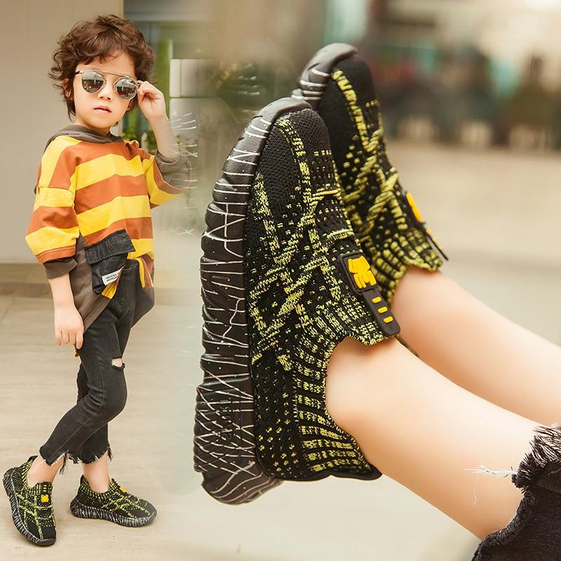 Giày thể thao kiểu dệt độc đáo thoáng khí cá tính hợp thời trang 2019 cho trẻ em - 21772820 , 2798408158 , 322_2798408158 , 331200 , Giay-the-thao-kieu-det-doc-dao-thoang-khi-ca-tinh-hop-thoi-trang-2019-cho-tre-em-322_2798408158 , shopee.vn , Giày thể thao kiểu dệt độc đáo thoáng khí cá tính hợp thời trang 2019 cho trẻ em