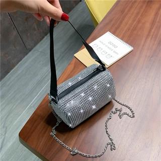 Túi đeo vai kim cương lấp lánh thumbnail