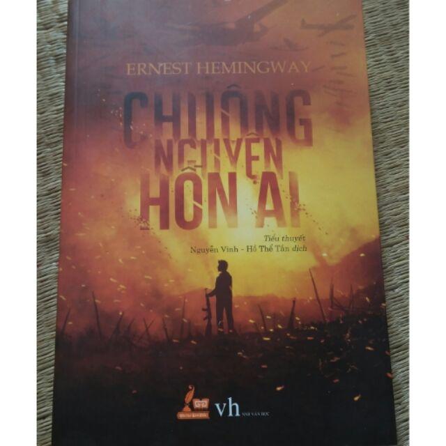 Sách - Chuông nguyện hồn ai - Hemingway - 3268648 , 321631014 , 322_321631014 , 128000 , Sach-Chuong-nguyen-hon-ai-Hemingway-322_321631014 , shopee.vn , Sách - Chuông nguyện hồn ai - Hemingway